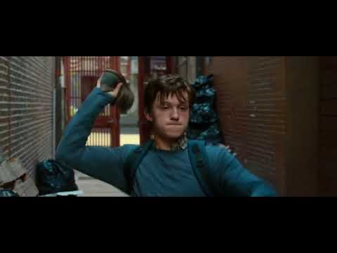 spiderman homecoming - transform spiderman