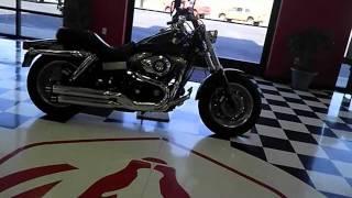7. 2008 Harley-Davidson Dyna Fat Bob - Bob Allen Motor Mall