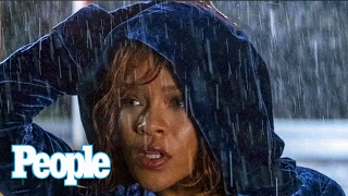 First Look At Rihanna Checking Into 'Bates Motel' As Marion Crane  | People NOW | People