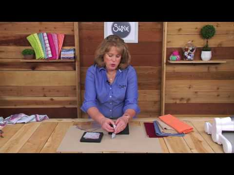 Sizzix Quilting: Quilting 101 with Linda Nitzen