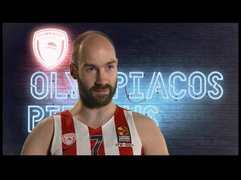 EuroLeague Weekly: Focus on Vassilis Spanoulis, Olympiacos Piraeus