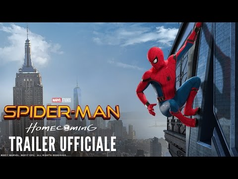 Preview Trailer Spider-Man: Homecoming, nuovo trailer italiano