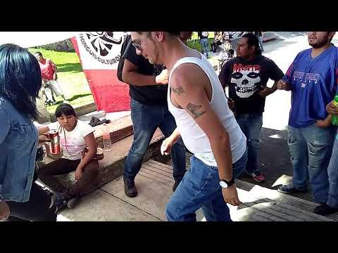 Nena - El Insolente en el Tianguis Cultural Puebla
