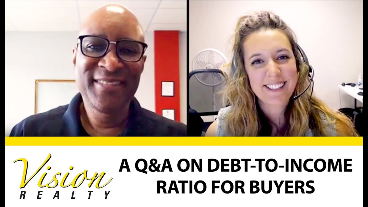 A Q&A on Debt-to-Income Ratio for Buyers