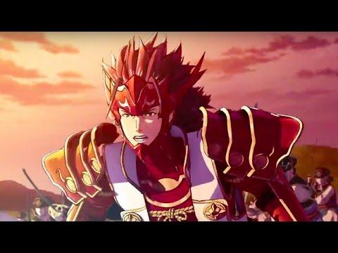 Fire Emblem Fates Official Two Kingdoms Trailer