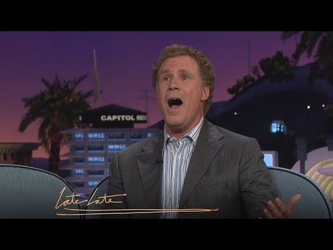 Will Ferrell Sings the Star Trek Theme