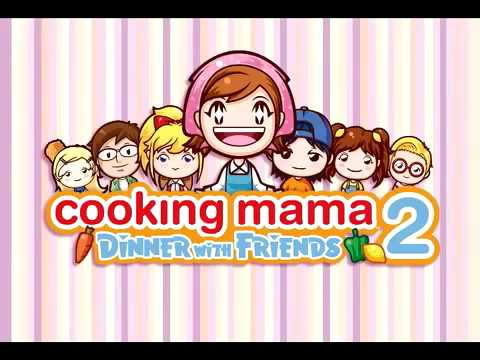 Cooking Mama 2 - Trailer (Nintendo DS)
