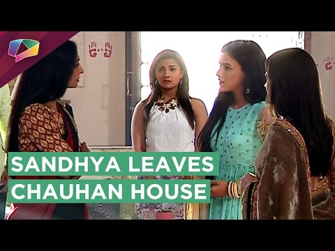 Naina Confronts Sandhya | Major Drama | Ek Shringa