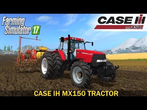 Case mx150 v1.0