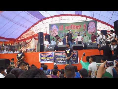 Video NINJA LIVE PERFORMANCE (SONG Licence ) MELA BAPU AMI CHAND G PIND PASLA download in MP3, 3GP, MP4, WEBM, AVI, FLV January 2017