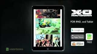 Video de Youtube de Visionbooks Comic Reader