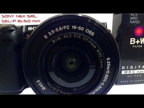 Sony NEX-5R  SELP1650  B+W filter MRC nano XS-PR