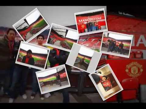 Homenaje a Old Trafford