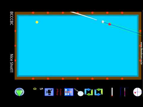 Video of Carom 3 Cushion (Billiard)