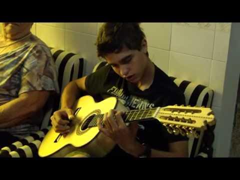 Pedro Remondini - Um Jovem Talento da Viola - Fernando Prestes/SP