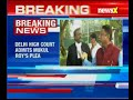 Setback for Mamata government; Delhi High Court admits Mukul Roys plea - Video