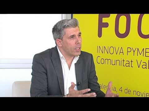 Set de Entrevistas Óscar Delgado en #FocusInnovaPyme