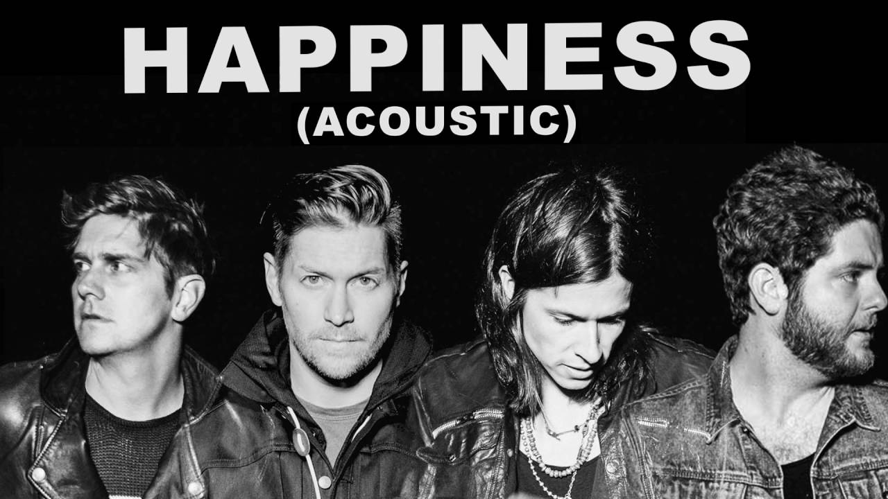 Happiness (Acoustic) (Official Audio)