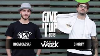Boom Caesar vs Shorty – Give It Up 2018 Poppin Semi Final