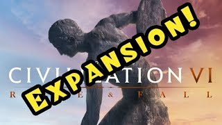 Video NEW CIVILIZATION EXPANSION: Rise and Fall! MP3, 3GP, MP4, WEBM, AVI, FLV Januari 2018