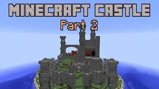 Building a Minecraft Castle - Part 2