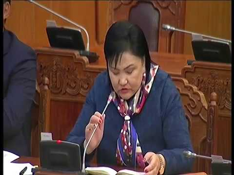 Д.Оюунхорол: Монгол улсад уур амьсгалын өөрчлөлт маш хүчтэй явагдаж байгаа