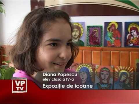 Expozitie de icoane