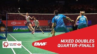Download Video XD | WATANABE/HIGASHINO (JPN) vs C. ADCOCK/G. ADCOCK (ENG) [7] | BWF 2018 MP3 3GP MP4