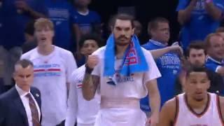 Warriors vs Thunder: Game 6 - 5.28.16 Full Highlights