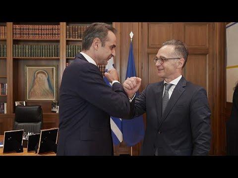 Κυριάκος Μητσοτάκης: «Επιθετική ενέργεια κατά Ελλάδας, Κύπρου και Ε.Ε. η τουρκική NAVTEX»…