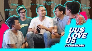 Video UUS LOVE US #TembakTembakan MP3, 3GP, MP4, WEBM, AVI, FLV April 2019