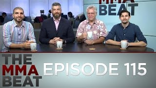 The MMA Beat Live -  July 14, 2016 by MMA Fighting