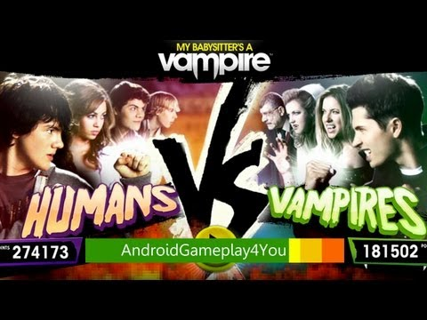 android vampires live