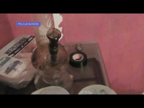 Wideo: W mieszkaniu miał 300 porcji narkotyków