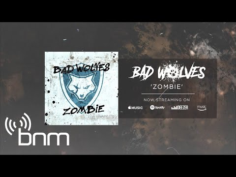 Bad Wolves - Zombie (Official Audio) (видео)