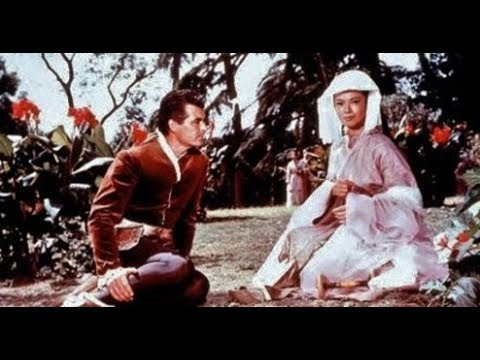 "A Scene From The Rare 1962 Film ""MARCO POLO"" Starring Rory Calhoun, Yoko Tani."