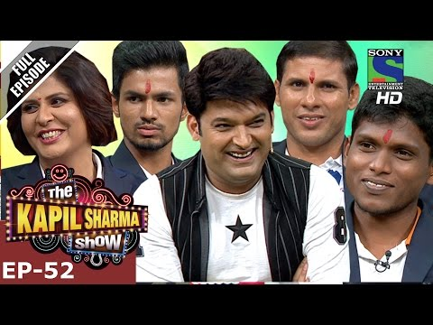 Video The Kapil Sharma Show-दी कपिल शर्मा शो- Ep-52-Champions Of Paralympics on Kapil's Show–16th Oct 2016 download in MP3, 3GP, MP4, WEBM, AVI, FLV January 2017