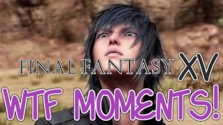 Video Final Fantasy XV WTF moments: Funny FFXV fails compilation MP3, 3GP, MP4, WEBM, AVI, FLV Desember 2018