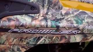 10. 2013 Arctic Cat Prowler XTX 700 Camo