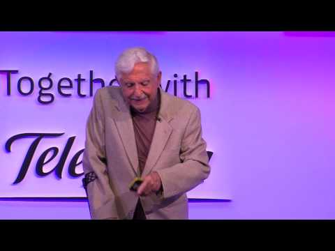 Carl Djerassi: reproduction by fertile people in the future will be in the lab | WIRED 2013 | WIRED