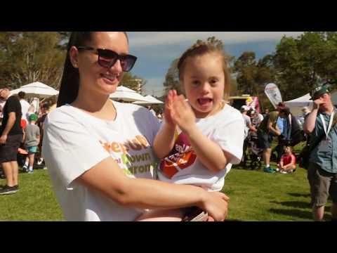 Ver vídeoStepUP! for Down syndrome