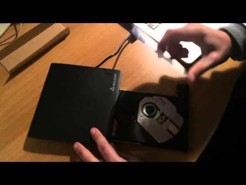 Lettore e masterizzatore CD/DVD Salcar