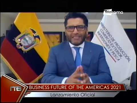 Business Future of the Americas 2021 lanzamiento oficial