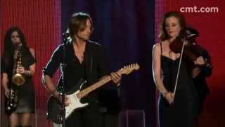 Keith Urban - It's A Man's Man's Man's World (CMT Artists of the Year)