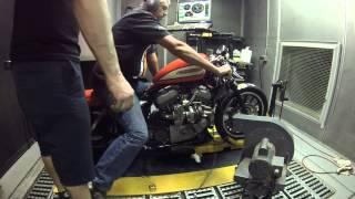 9. 2005 Turbo charged Harley Davidson XL1200