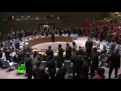 Заседание СБ ООН, обсуждение резолюции по Боингу