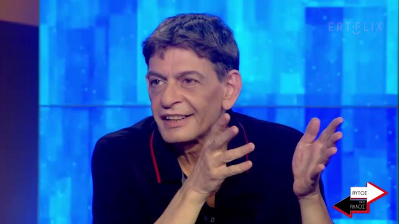 Ρακιτζής: Η Eurovision ήταν φρου-φρου, τρολ η συμμετοχή μας | 24/07/20 |ΕΡΤ