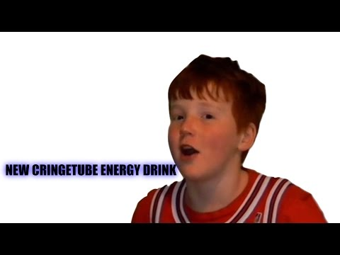 NEW CringeTube™ ENERGY DRINK!!!
