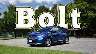 5. 2017 Chevrolet Bolt EV: Regular Car Reviews