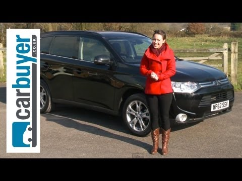 Outlander - Full review: http://www.carbuyer.co.uk/reviews/mitsubishi/outlander/new-suv/review Subscribe to CarBuyer: http://bit.ly/17k4fct The Mitsubishi Outlander is a...